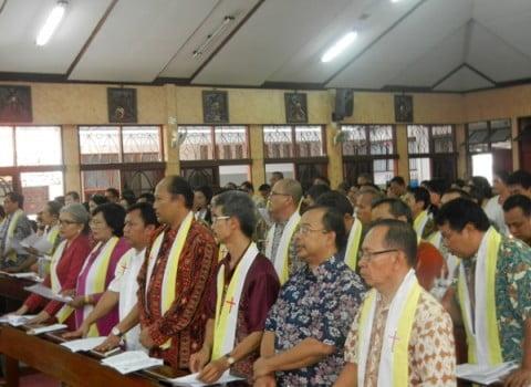 Uskup Mgr. Paskalis Bruno Syukur, OFM: Mengajak Umat Membangun Pastoral Keramahtamahan