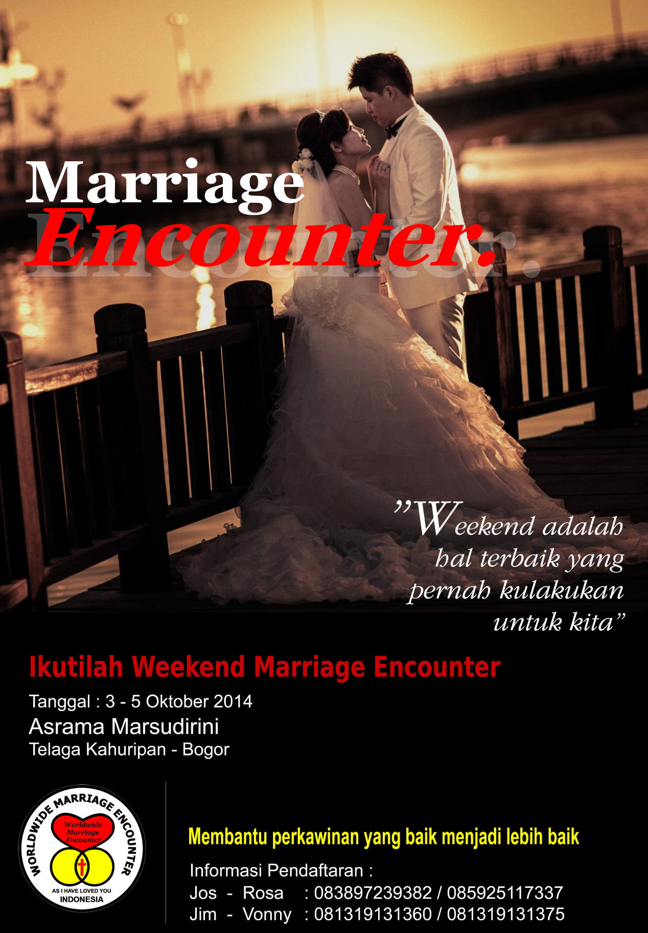 Marriage Encounter 2014