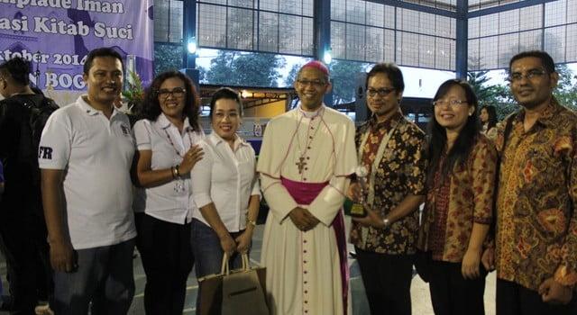 Gereja Harus Membaharui Diri : Penutupan Perayaan Syukur Karunia Iman oleh Mgr. Paskalis Bruno Syukur