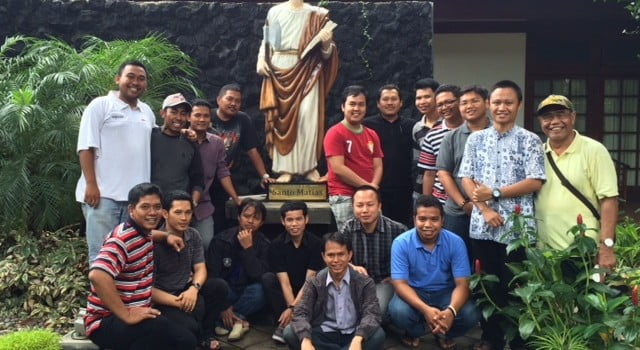 Temu Frater TOP dan Pastoral Keuskupan Bogor