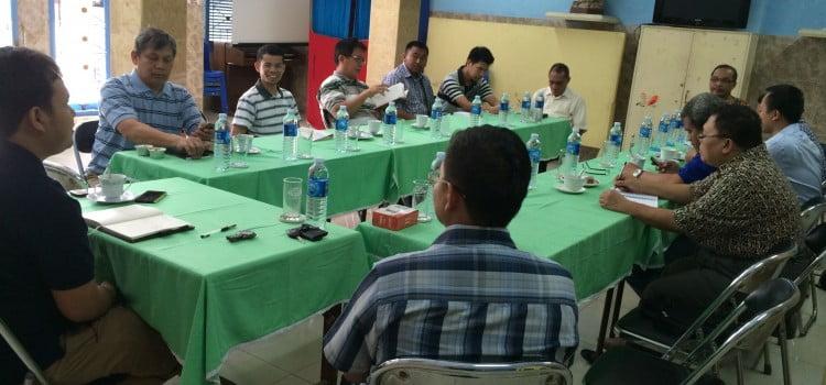 Pertemuan Petugas Pastoral Dekanat Utara Keuskupan Bogor