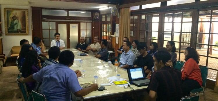 """""""Pertemuan Liturgi Dekanat Utara Keuskupan Bogor"""""""