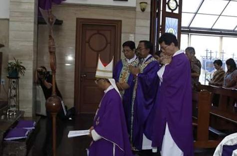 Acies Komisium Bogor: MEMBANGUN KELUARGA DALAM TERANG KASIH KRISTUS