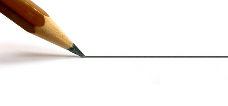 """""""Bagaikan Sebuah Pensil, Itulah Hidup Kita"""""""
