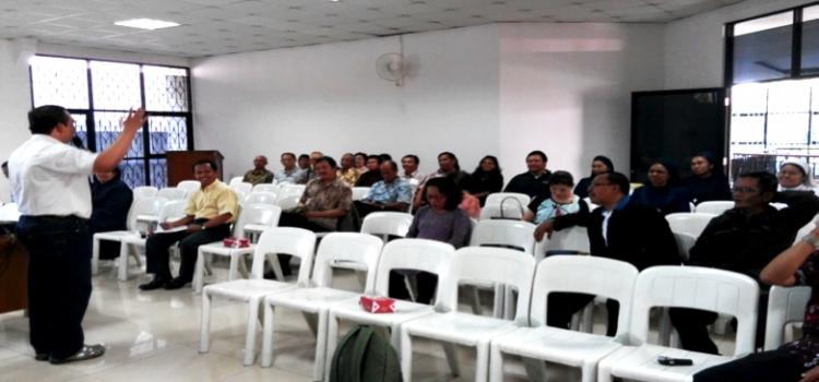 Sosialisasi Renungan BKSN 2015 Dekanat Selatan