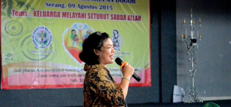 Sosialisasi BKSN Dekanat Barat-Keuskupan Bogor