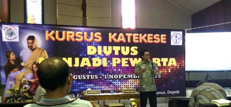 Kursus Katekese Keuskupan Bogor