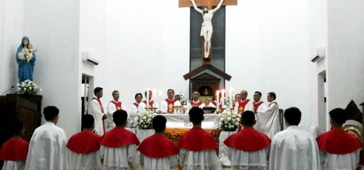 Paroki Baru Keuskupan Bogor