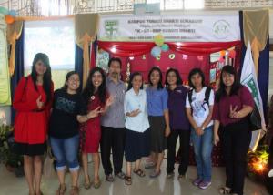 Peserta Pameran dan Bazaar dari Yayasan Yuwati Bhakti