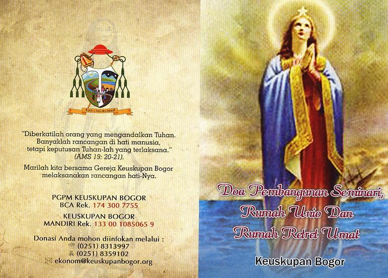 Pembangunan Seminari, Rumah UNIO dan Rumah Retret
