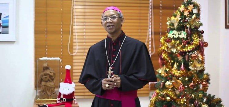 Salam Natal 2015 Mgr. Paskalis Bruno Syukur