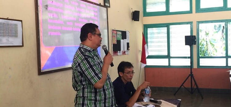 Sosialisasi Aksi Puasa Pembangunan 2016 Keuskupan Bogor
