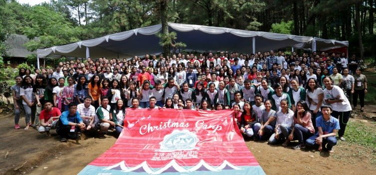 Christmas Camp 2016 Ada Love Ada Yesus ( ALAY 2016 )