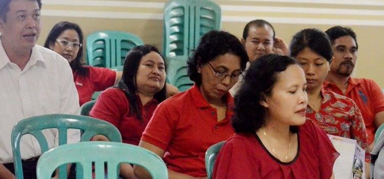 Pertemuan PSE Dekanat Barat di Paroki Kristus Raja – Serang