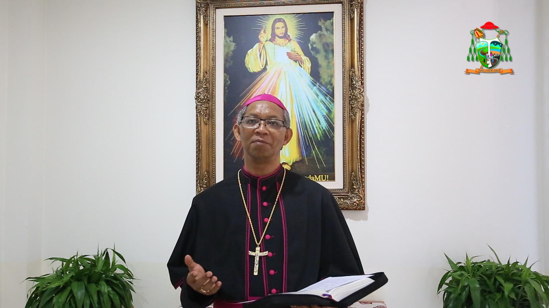 Surat Gembala Uskup Bogor Berkenaan Dengan Bulan Kitab Suci Nasional 2016
