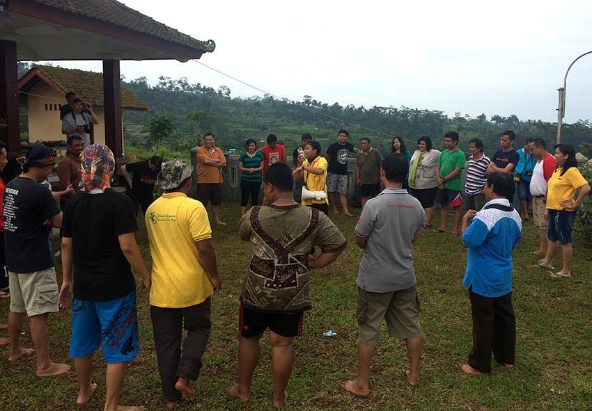 Temu Persaudaraan Komisi Komsos Regio Jawa