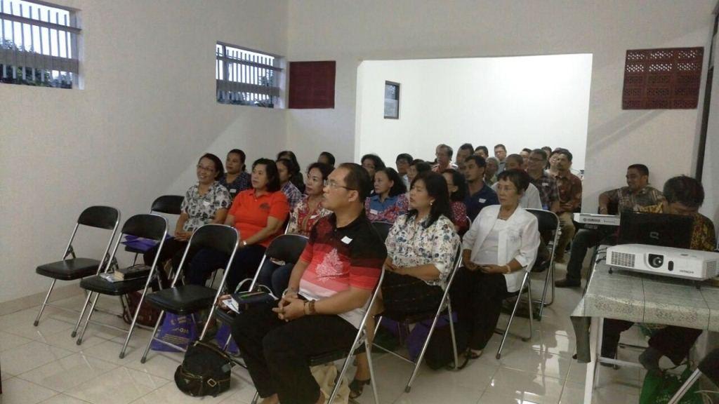 Kursus Evangelisasi Pribadi (KEP) Perdana di Paroki St. Andreas – Sukaraja