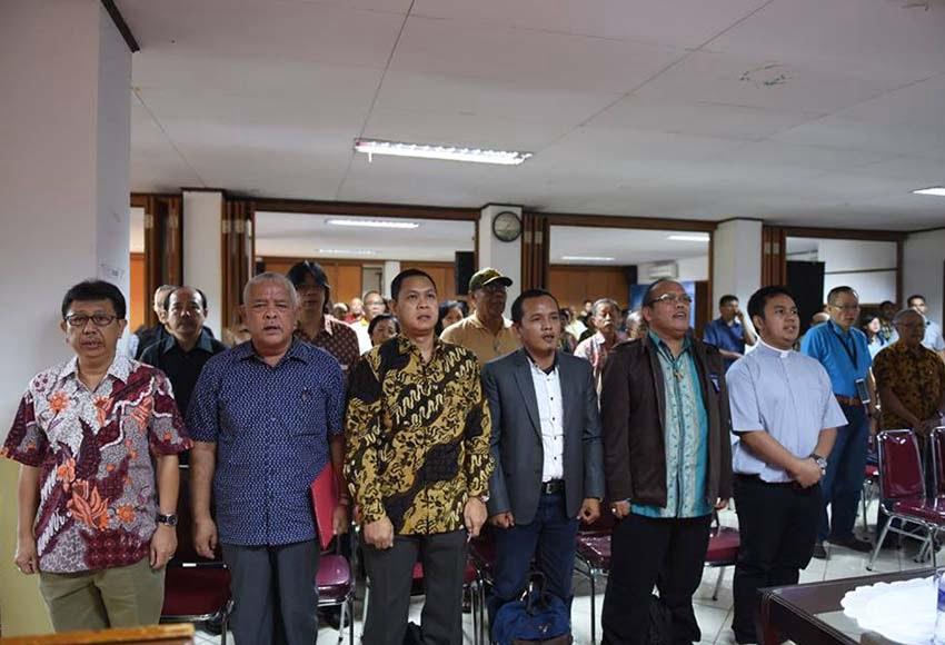"""Seminar """"Radikalisme dan Terorisme di Indonesia"""""""