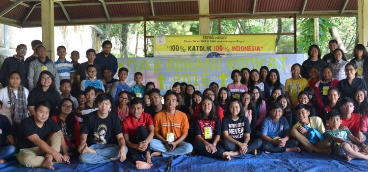 Kemah Rohani 100% Katolik 100% Indonesia