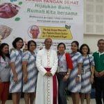Runner Up Lomba Masak Hari Pangan Sedunia Paroki St. Ignatius Loyola Semplak