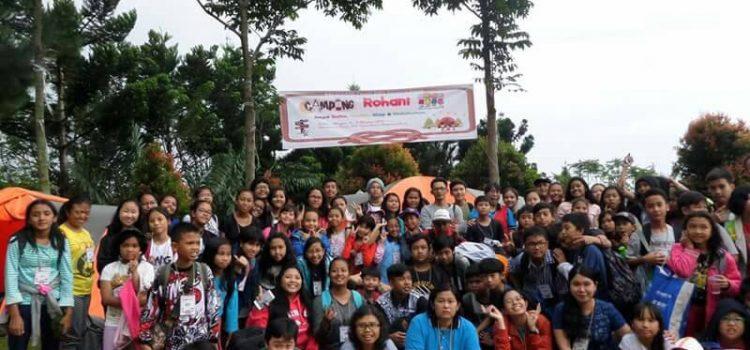 Camping Rohani KKI BIA Paroki Katedral Bogor