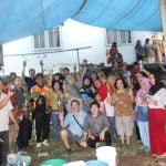 Kegiatan Lokakarya Sampah Rumah Tangga Bersama Warga Desa Sindangjaya Paroki Cipanas