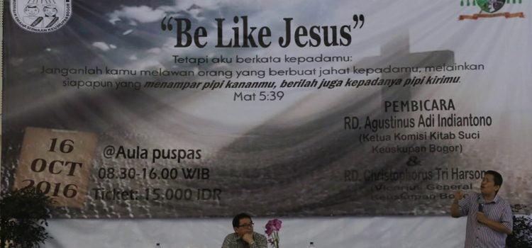 "Seminar Keuskupan Bogor "" Be Like Jesus """