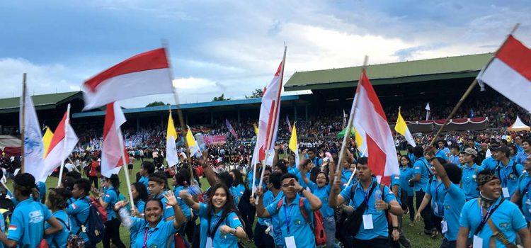Mewartakan Sukacita Injil : Kesan dan Pesan IYD 2016 Manado