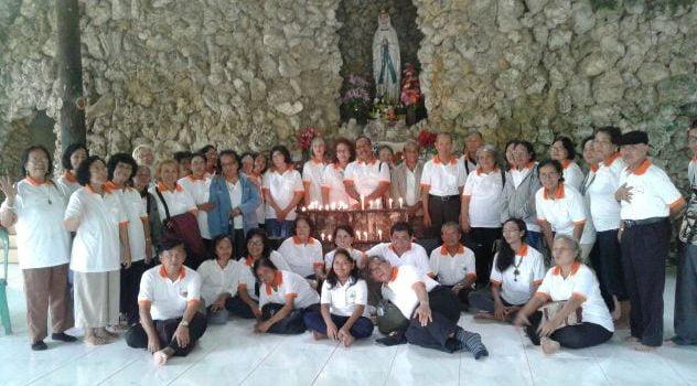 Lansia Paroki St. Ignatius Loyola, Semplak-Bogor
