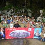Ziarah dan Kunjungan Keluarga UNIO Diosesan Bogor