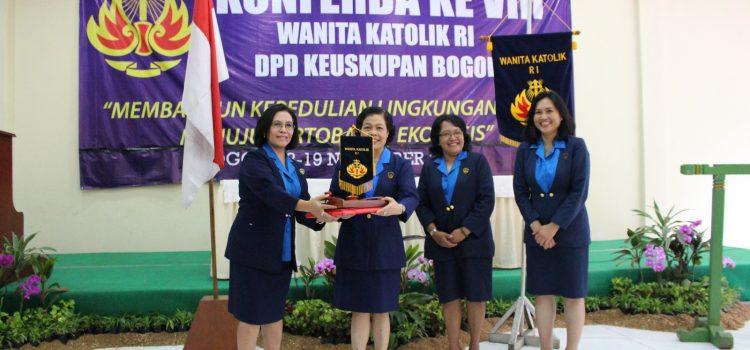 Pemilihan Pimpinan Wanita Katolik RI Keuskupan Bogor