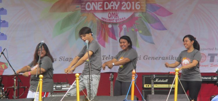 One Day 2016 OMK Dekanat Utara