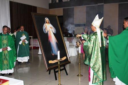 Menutup Tahun Yubelium Luar Biasa Kerahiman Allah
