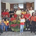 Pesta Nama & Penutupan Tahun Kerahiman Ilahi di Paroki Kristus Raja-Serang