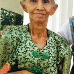 Berita Duka Mama Hilaria Kambaria, Ibunda Mgr. Paskalis Bruno Syukur