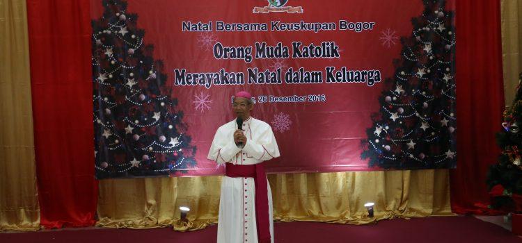 Perayaan Natal Bersama Keuskupan Bogor 2016