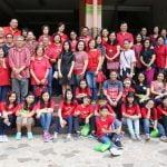 Perayaan Natal Bersama Wilayah St.Bernadette Jalan Baru, Paroki BMV Katedral Bogor
