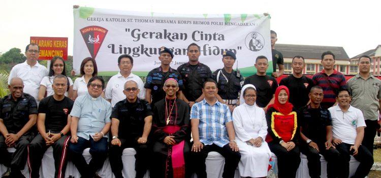 Gerakan Cinta Lingkungan Hidup Paroki St. Thomas Kelapa Dua – Depok