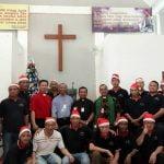 Sukacita Natal di Lembaga Pemasyarakatan Pondok Rajeg