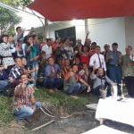 Peletakan Batu Pertama Patronat Gereja Kristus Raja IPSC/PMPP-TNI Sentul