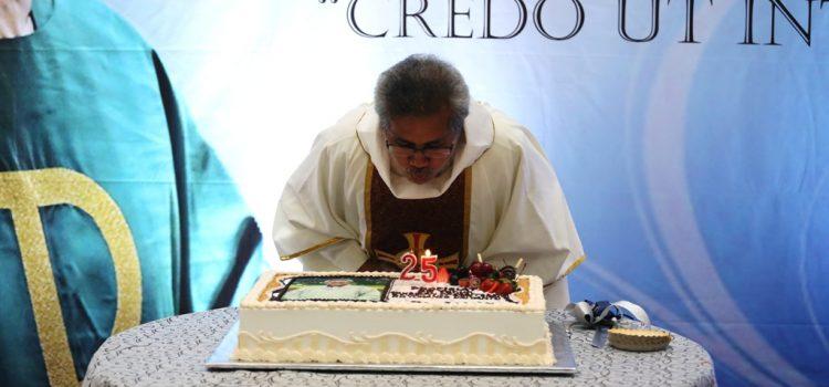 Seputar Perayaan 25 Tahun Tahbisan Presbiterat RD Yohanes Driyanto