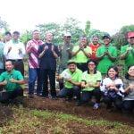 """The Beauty of Jasmin Garden"" Perkebunan Organik Paroki Katedral Bogor"