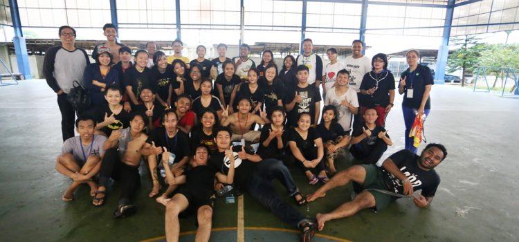 """""""REBORN"""" Konsolidasi OMK Dekanat Tengah Keuskupan Bogor"""
