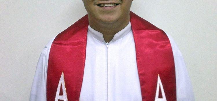 Misa Perdana RD. Jeremias Uskono di Gereja Kristus Raja Serang