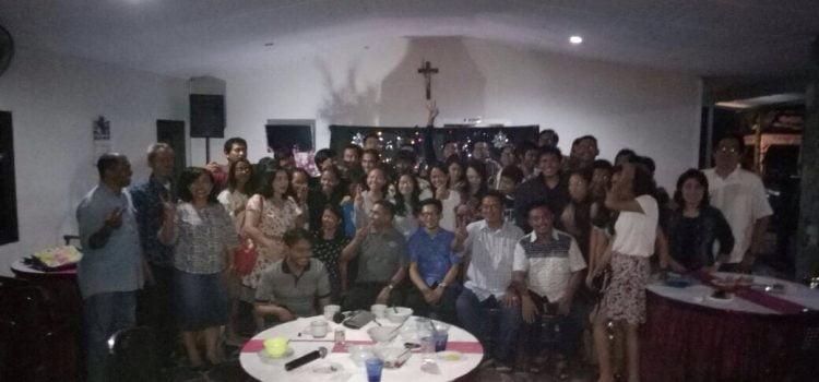 Kafe Rohani St. Faustina, Orang Muda Katolik Bojong Gede
