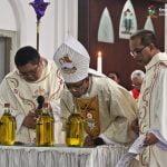 Misa Minyak & Pembaharuan Janji Imamat Keuskupan Bogor