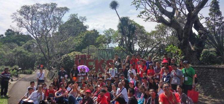 BIR Katedral Goes To Kebun Raya Bogor