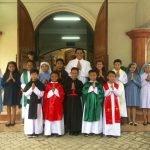 Hari Minggu Panggilan di Paroki St. Thomas