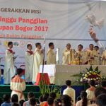 Perayaan Minggu Panggilan Keuskupan Bogor