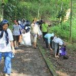 Retret Ekologi Para Imam, Bruder, dan Suster di Ecocamp Dago Pakar, Bandung